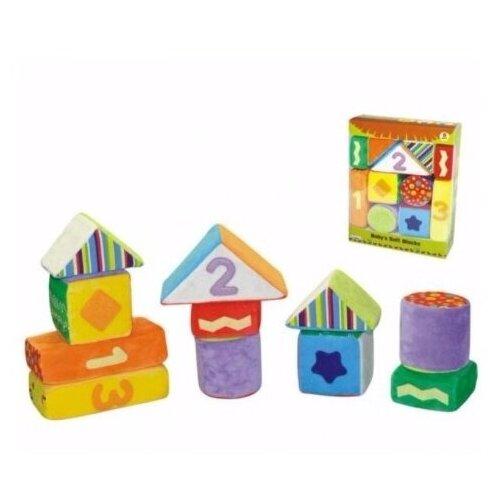 Кубики Parkfield Мягкие кубики (81070)