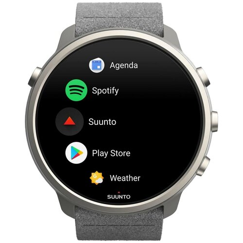 Умные наручные часы Suunto SS050567000 7 Stone Gray Titanium