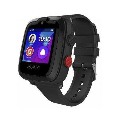 Часы Elari KidPhone 4G Черный