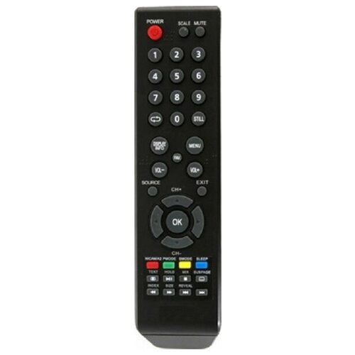 Фото - Пульт LTA-15A15M, LE-19A08G, SUPRA RC10W, ROLSEN 19L1005U, HYUNDAI H-LED39V25 для телевизора AKAI пульт 37m10 rubin izumi hyundai для телевизора rolsen