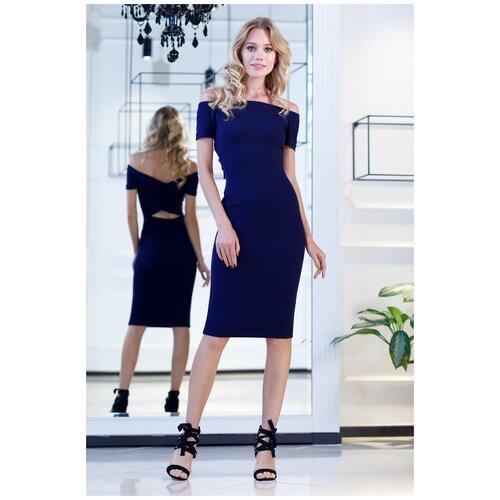 брюки ruxara ruxara mp002xw0f72l Платье RUXARA (7796, синий, размер: 48)