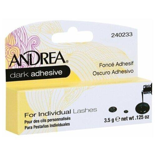 Andrea 300515 Mod Perma Lash Adhesive Dark Клей для пучков черный, 3.5 г недорого