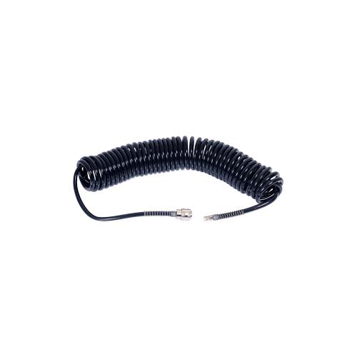 Шланг для пневмоинструмента спиральный 6м (АвтоDело) 42406