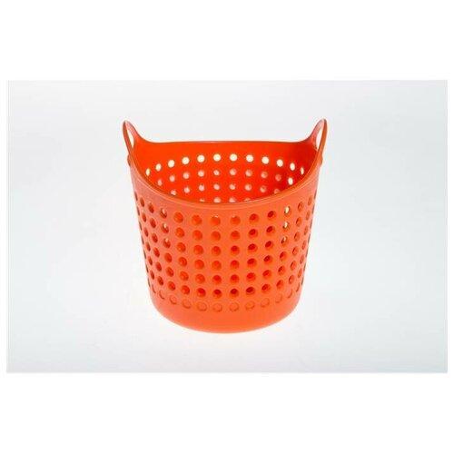 Корзинка для мелочей, 2 шт., цвет оранжевый корзинка для мелочей 14 40с berossi мята