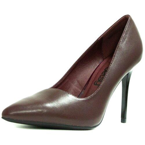 Туфли Betsy , размер 38 , бордовый