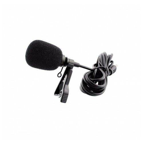 Микрофон CANDC DC-C6, универсальный кардиоидный, Jack 3.5mm, черный