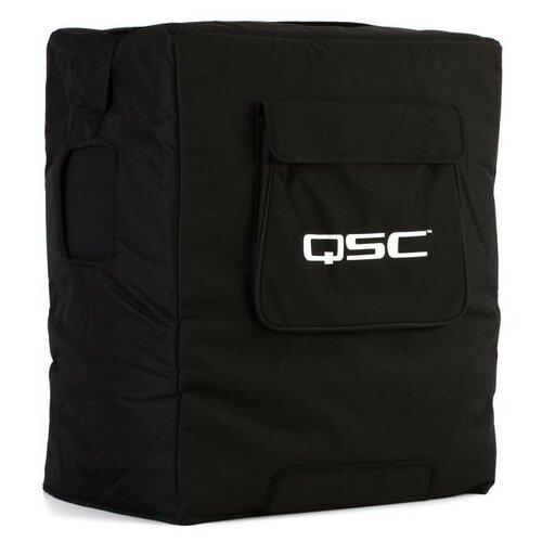 Qsc KS212C-CVR чехол для профессиональной акустики qsc e10 cvr