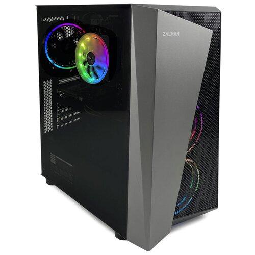 Аллигатор / AMD Ryzen 5 2600 3.4-3.9 GHz 6 Core / 8GB DDR4 / 480GB SSD / GeForce GT 1030 2Gb / A320 / 500W / Гарантия 3 года