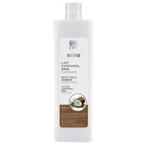 Молочко для тела Sairo Body Milk Coconut 400 мл