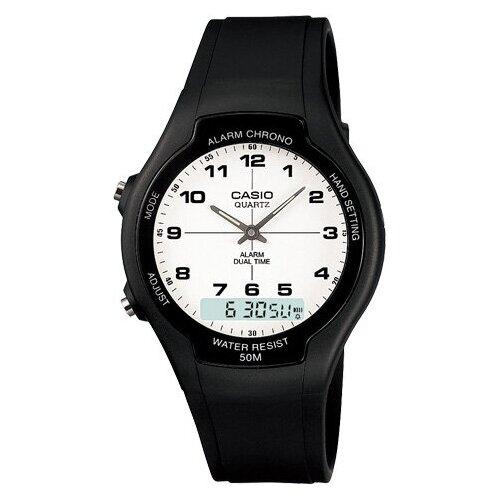 casio aw 48h 7b Casio Мужские наручные часы Casio Collection AW-90H-7B