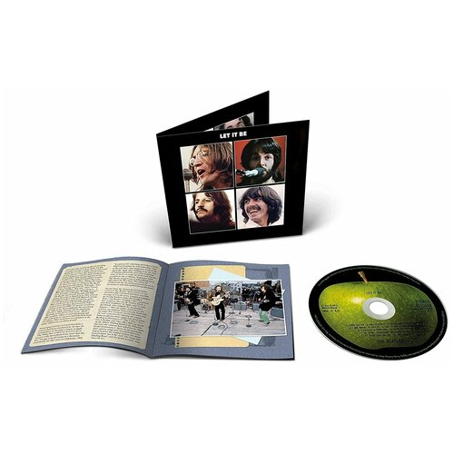 The Beatles. Let It Be. 50th Anniversary (CD)