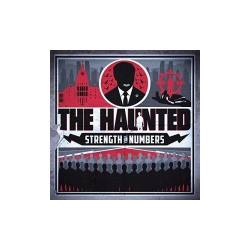 Компакт-диски, CENTURY MEDIA, THE HAUNTED - Strength In Numbers (CD)