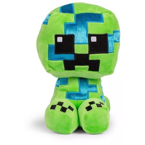 Мягкая игрушка Minecraft Crafter Charged Creeper
