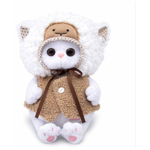 Мягкая игрушка Budi Basa Кошечка Ли-Ли Baby в костюме Овечка 20 см