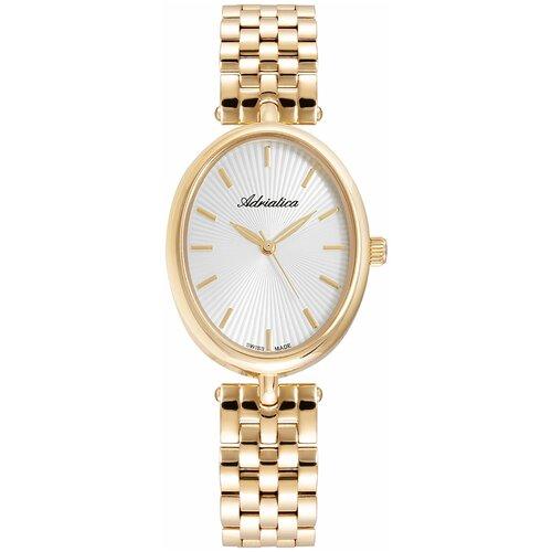 Швейцарские часы наручные женские Adriatica A3747.1113Q часы наручные швейцарские женские adriatica a3188 1111q