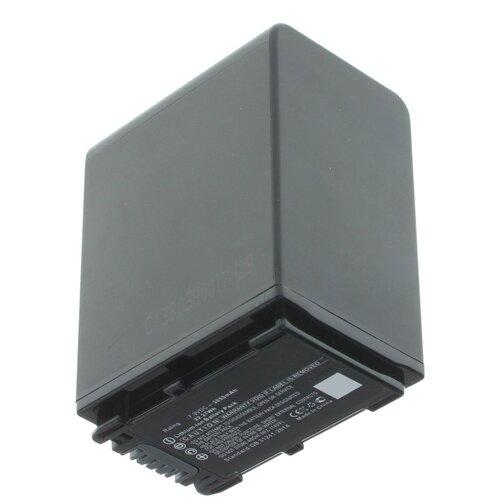 Аккумуляторная батарея iBatt 3050mAh для Sony FDR-AX700, FDR-AX53, HDR-CX625, FDR-AX33, HDR-CX450, HDR-PJ620, FDR-AX60, FDR-AXP33, FDR-AX45, HDR-CX680