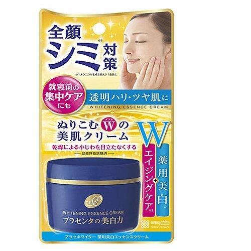 Meishoku Placenta essence cream, 55г Крем эссенция с экстрактом плаценты недорого