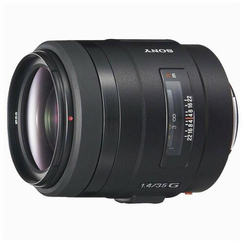Фото - Объектив Sony 35mm f/1.4G (SAL-35F14G) крышка sony на объектив 72mm