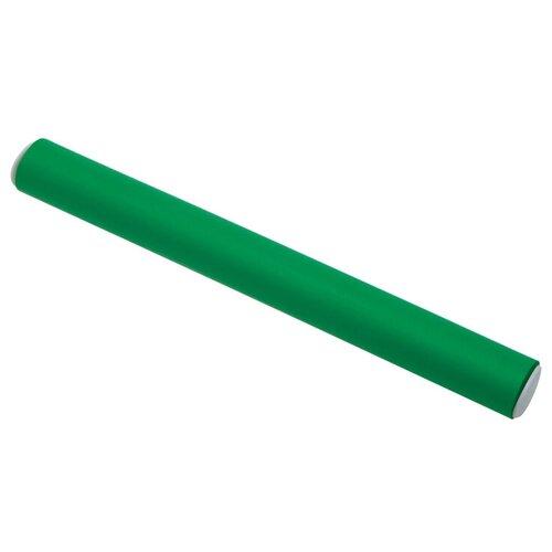 Фото - Бигуди-бумеранги DEWAL, зеленые d20ммх180мм 10 шт/уп DEWAL MR-BUM20180 бигуди бумеранги dewal оранжевые d18ммх150мм 10 шт уп dewal mr bum18150