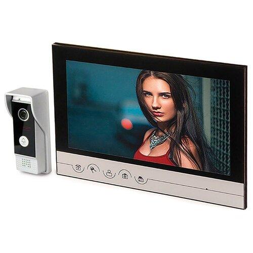 Eplutus V90RM с записью - Домофон с диагональю 9, видеодомофон для дома, домофон для квартиры, домофон в частный дом в подарочной упаковке