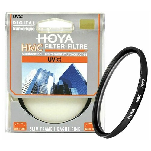 Фото - Светофильтр HOYA UV(C) HMC MULTI 52 MM светофильтр massa c pl 52 mm
