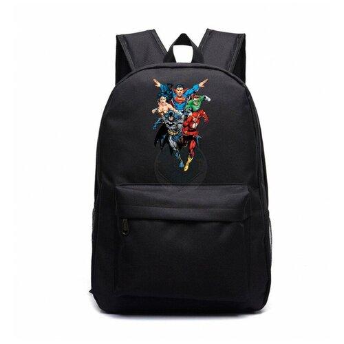 Рюкзак DC черный №2