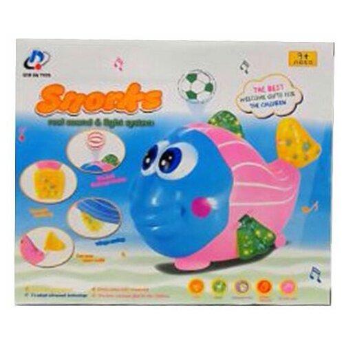 Купить Развивающая игрушка Наша Игрушка Рыбка э/ф, свет, звук (Y4935063), Наша игрушка, Развивающие игрушки