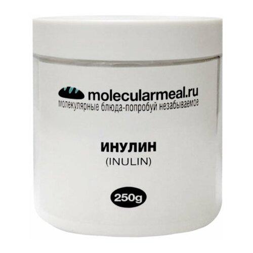 Molecularmeal / Инулин в порошке, пребиотик / Инулин сахарозаменитель / Инулин порошок / 250 г