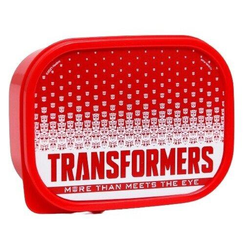 роботы transformers hasbro трансформеры 5 movie уан степ Ланч-бокс прямоугольный 0,5 л Transformers, Трансформеры