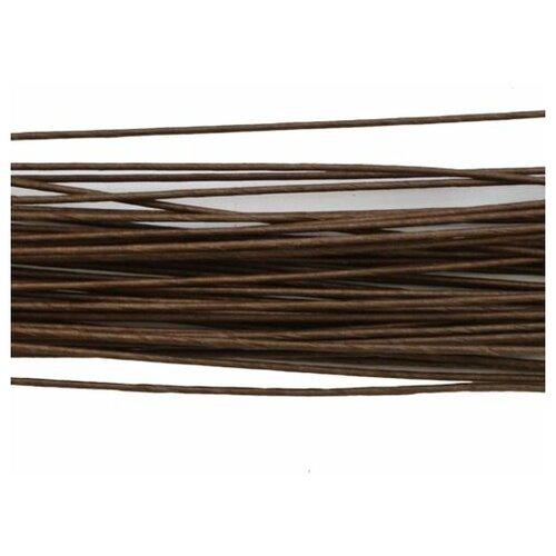 Проволока для флористики диам.1,20мм, 60 см, 50шт. Astra&Craft (коричневый)
