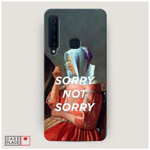 Чехол Пластиковый Samsung Galaxy A9 2018 Sorry not sorry