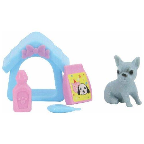 Кукла Малышка Лили с собачкой и домиком Funky toys FT72008