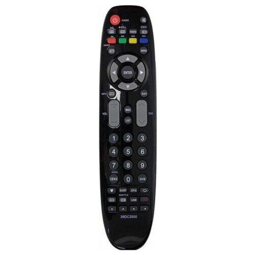 Фото - Пульт для DNS C39DC2000, C28DC2000 LCD TV пульт системы голосования responsecard rf lcd