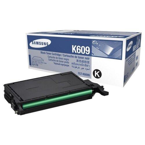 Фото - Тонер-картридж Samsung CLT-K609S/SEE Black тонер картридж samsung clt k503l
