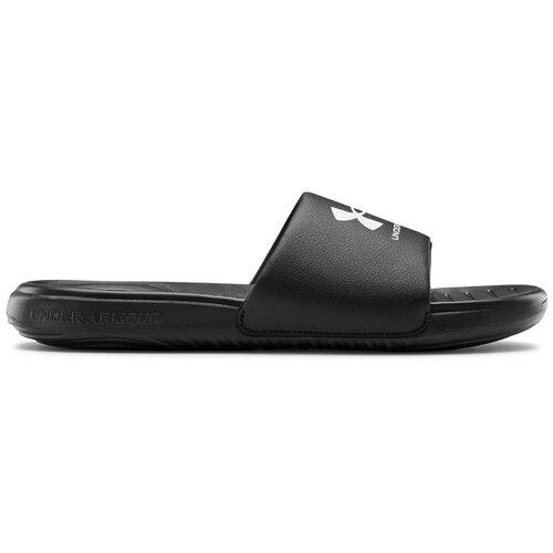 Шлепанцы Under Armour Ansa Fix Slides, размер 12, черный (004)