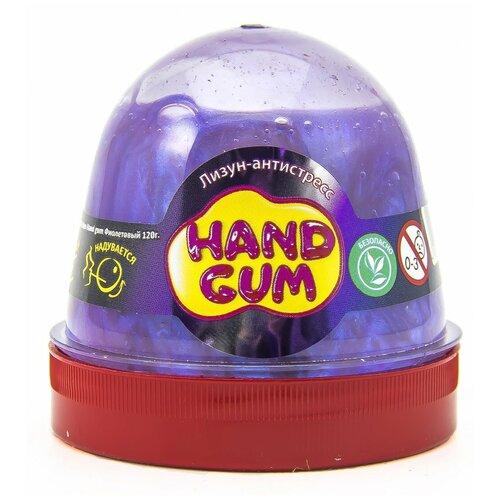 Слайм Mr.Boo Hand gum Фиолетовый, 120 гр Mr.Boo ФФ80097