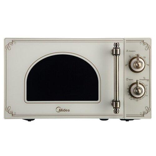 Микроволновая печь Midea Retro MM820CJ8-I2 800 Вт (Ретро стиль)