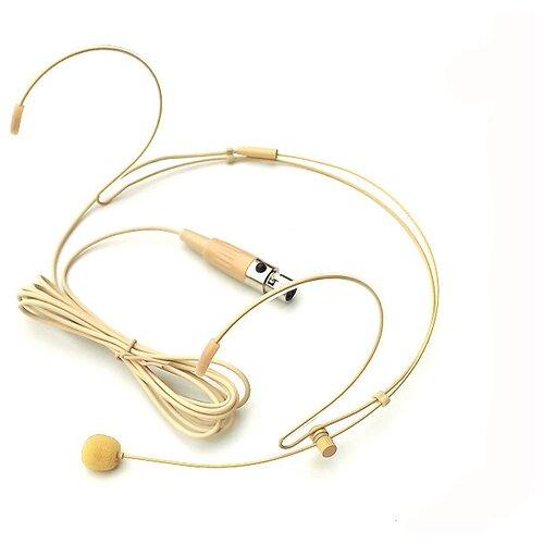 Головной микрофон NOIR-audio HS4-XLR для поясного передатчика
