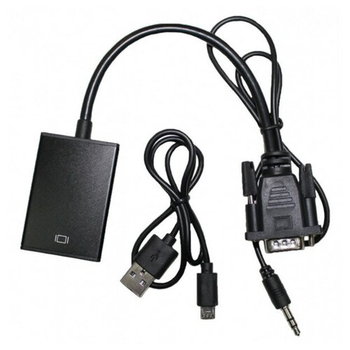 Аксессуар Palmexx VGA - HDMI PX/VGA-HDMI аксессуар palmexx hdmi vga px hdmi vga