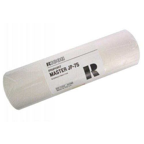 Фото - Мастер-пленка Ricoh Master Tape JP-7S (817564) 18 30mm 5m kawaii rainbow life washi tape diy decoration tape scrapbooking planner masking tape adhesive tape label stationery