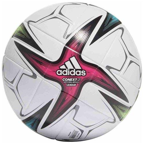 Футбольный мяч ADIDAS CONEXT 21 Lge GK3488 футбольный мяч adidas conext 19 omb dn8633