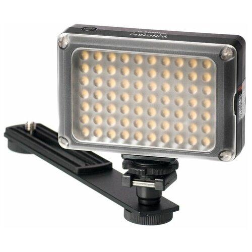Фото - Светодиодный видеосвет Yongnuo YN-0906 II LED светодиодный видеосвет yongnuo yn 600air 5500k