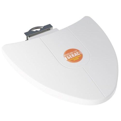 Антенна телевизионная РЭМО BAS-1127-USB бекас, 33 дБ, акт, уличная, настен