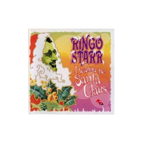 Виниловые пластинки, Mercury, RINGO STARR - I Wanna Be Santa Claus (LP)