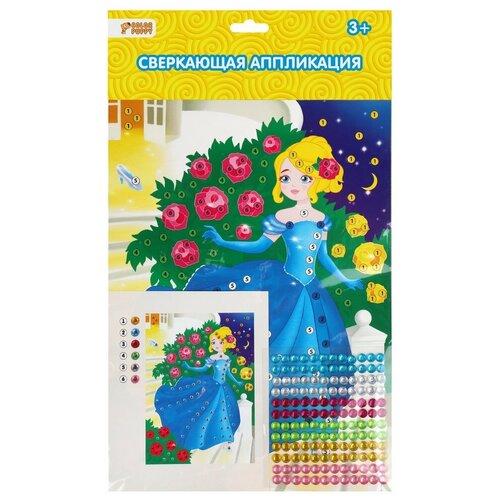 Н-р д/творч. Аппликация «Золушка» Color Puppy 636211 планинг д творч люд изумит сады