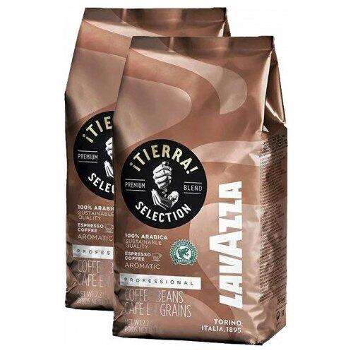 Lavazza Кофе в зёрнах Lavazza Tierra 2 кг