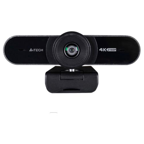 Камера Web A4Tech PK-1000HA черный 8Mpix (3840x2160) USB3.0 с микрофоном