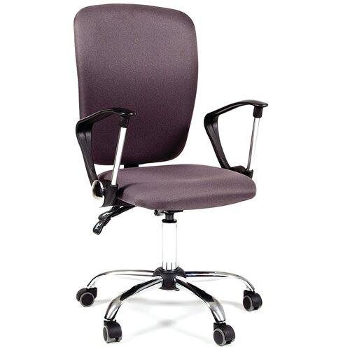 Компьютерное кресло для руководителя Chairman 9801 CHROME