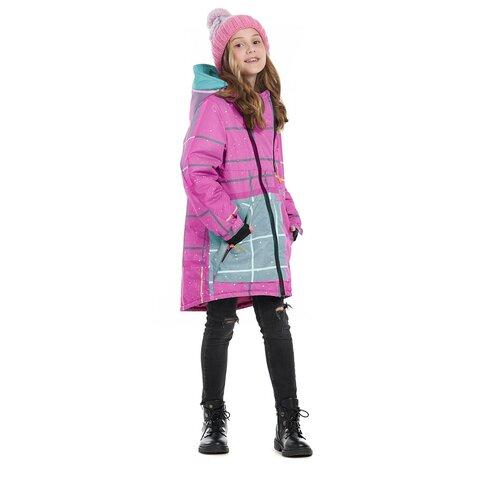 Купить Куртка Oldos размер 140, розовый, Куртки и пуховики