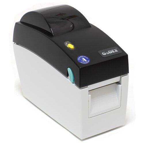Фото - Принтер этикеток Godex DTBand, белый godex g530 use